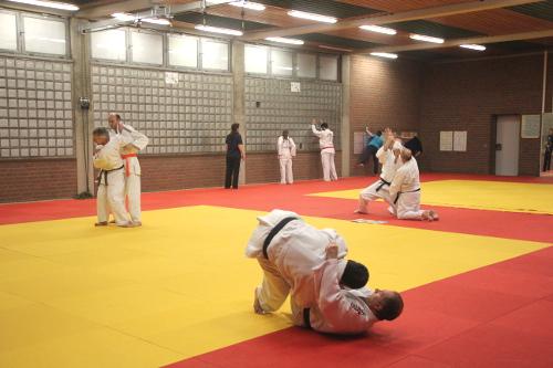 Judohalle des JC-Langenfeld